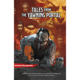 Tales from the yawning portal clipart png freeuse D&D Tales From The Yawning Portal png freeuse