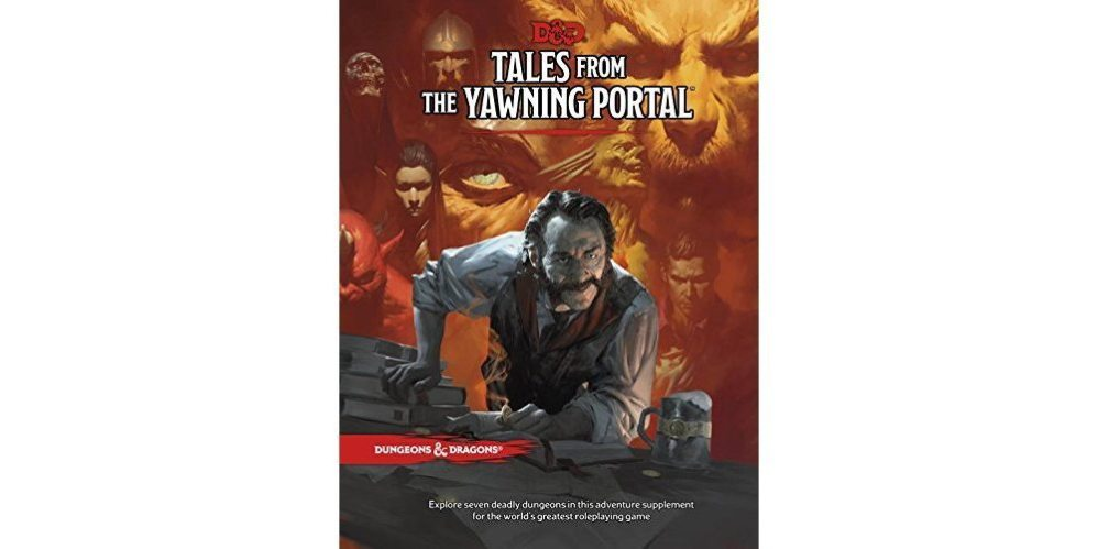 Tales from the yawning portal clipart clipart stock Rory Bristol, Author at GeekMom clipart stock