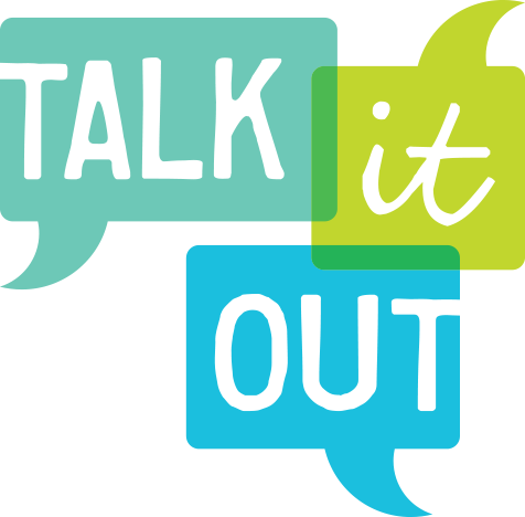 Talk it out clipart clip transparent library Let\'s Reduce Underage Drinking Together - About Talk It Out clip transparent library