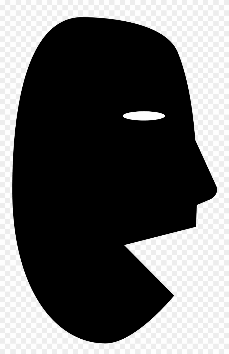 Talking head clipart jpg black and white download Talking Head Silhouette Png Image Clipart (#2279122 ... jpg black and white download