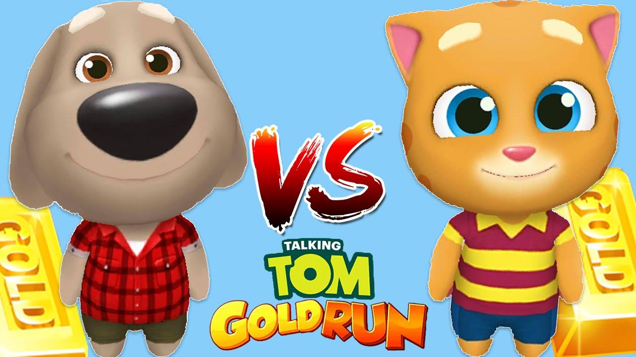 Talking tom clipart clipart library stock Talking Ben vs Talking Ginger - Talking Tom Gold Run - 1 Million ... clipart library stock