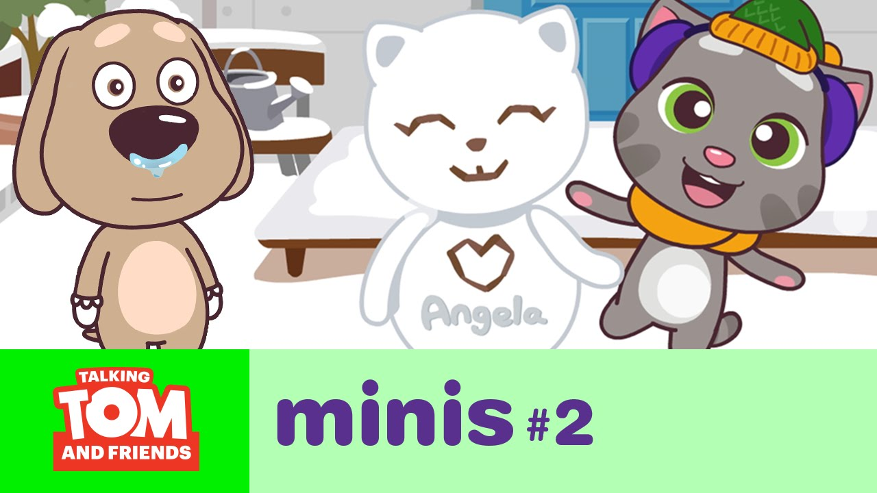 Talking tom clipart png free download Talking Tom and Friends Minis - A Rough Start (Episode 2) - YouTube png free download