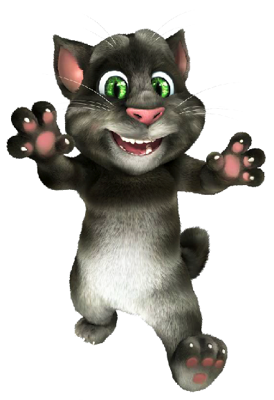 Talking tom clipart graphic black and white download Talking tom clipart - ClipartFest graphic black and white download