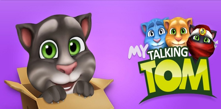 Talking tom clipart black and white library My Talking Tom Cheats & Tips - 2017 Update - AppInformers.com black and white library