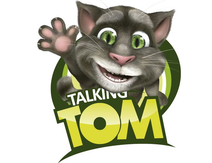 Talking tom clipart clipart library library Talking tom clipart library library