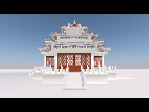 Tall ancient chinese structure clipart clip transparent The Dougong: A nailless Chinese construction method clip transparent