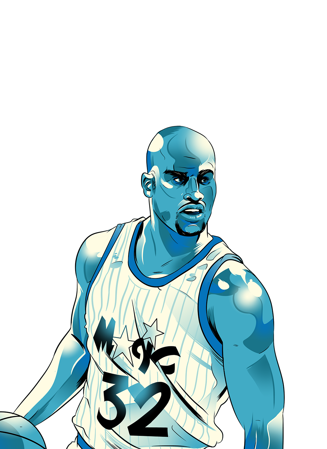 Tall basketball players clipart svg library library 1990s Orlando Magic Oral History svg library library