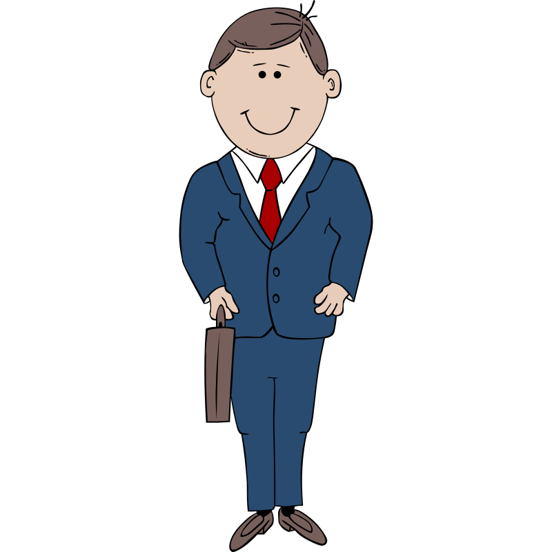Man in suit standing clipart clip black and white download Tall Man Clipart | Free download best Tall Man Clipart on ... clip black and white download