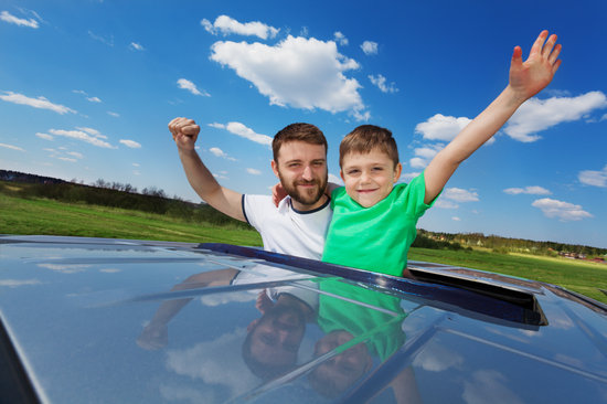 Tall man with head out of sunroof clipart vector freeuse stock Absurd things people do on Indian roads! - All About Buying ... vector freeuse stock