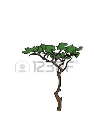 Tall thin tree clipart png black and white download 877 Thin Branches Cliparts, Stock Vector And Royalty Free Thin ... png black and white download