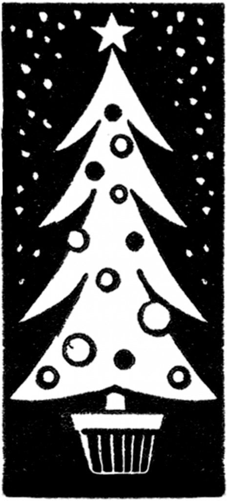 Tall thin tree clipart clip free download 78 best ideas about Retro Christmas Tree on Pinterest | Vintage ... clip free download