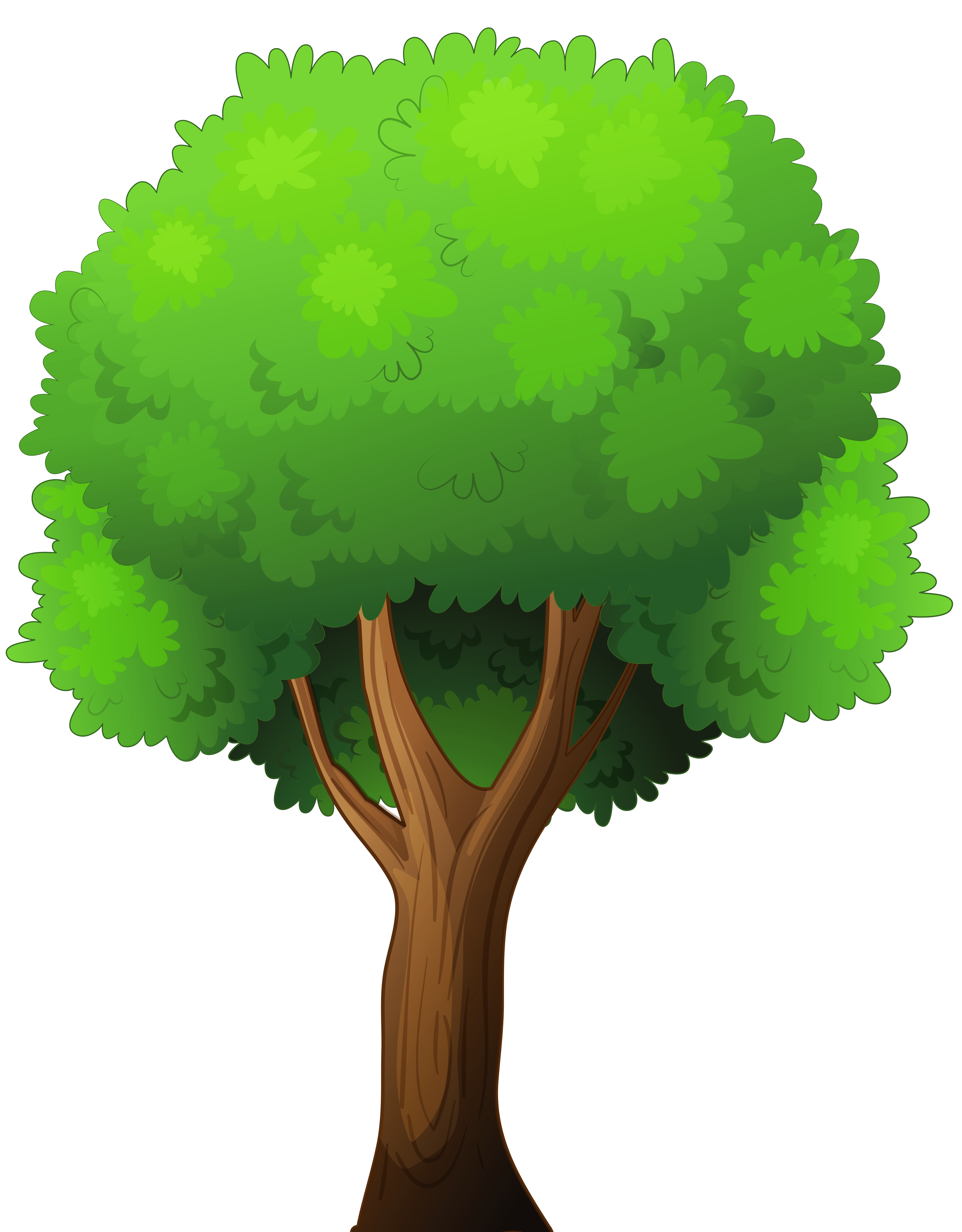 Realistic tree clipart svg royalty free library Tree PNG Clip Art - Best WEB Clipart svg royalty free library