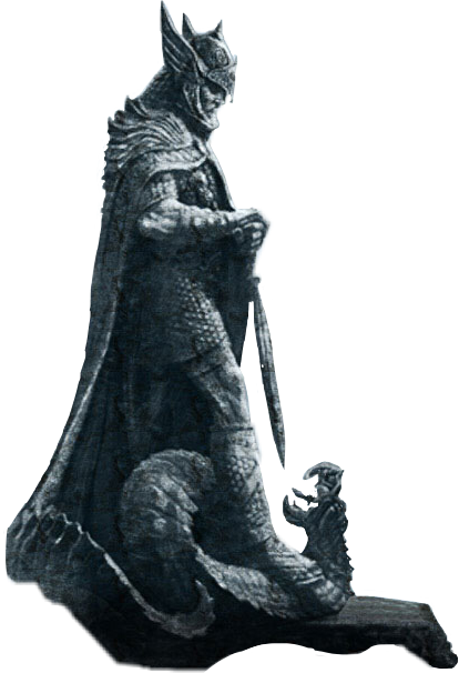 Talos statue clipart clipart stock skyrim statue septim talos freetoedit community eldersc... clipart stock