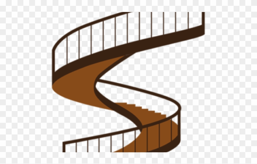 Tan fancy filigree clipart png Stairs Clipart Fancy - Png Download (#2646703) - PinClipart png