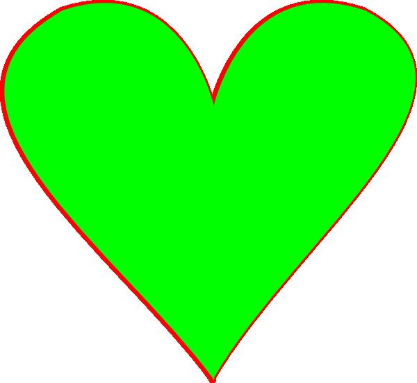 Tan heart clipart png stock Green Hearts Clip Art at Clker.com - vector clip art online, royalty ... png stock