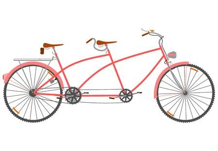 Tandem bicycle clipart jpg freeuse download Tandem bicycle clipart 5 » Clipart Station jpg freeuse download