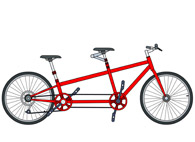 Tandem clipart image transparent library Search Results for Tandem - Clip Art - Pictures - Graphics ... image transparent library