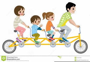 Tandem clipart graphic library Free Tandem Bicycle Clipart | Free Images at Clker.com ... graphic library