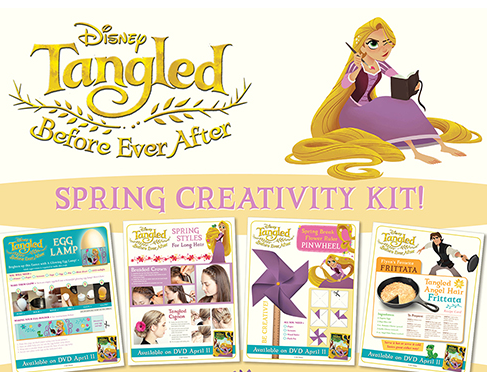 Tangled before ever after clipart image royalty free download Tangled Before Ever After Free Printable Activities image royalty free download