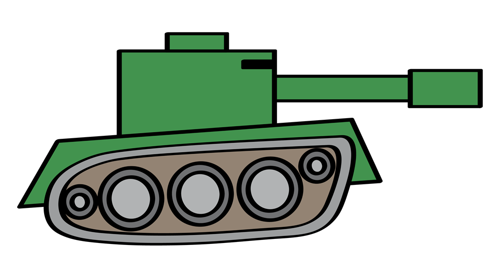 Tank car clipart clipart black and white library simple tank clipart - Google Search | Jason | Pinterest | Clip art clipart black and white library