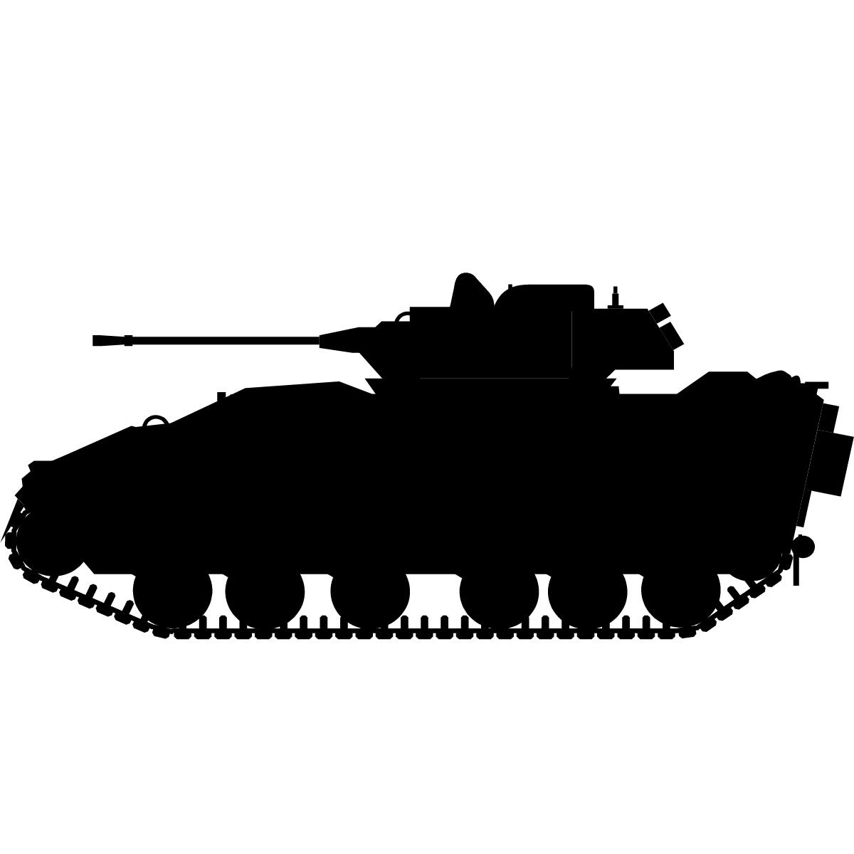 Tank silhouette clipart clip art transparent download For - Army Tank Silhouette | Clipart Panda - Free Clipart Images clip art transparent download