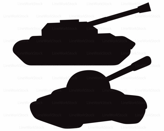 Tank silhouette clipart clip royalty free library Tank Silhouette | Free download best Tank Silhouette on ... clip royalty free library