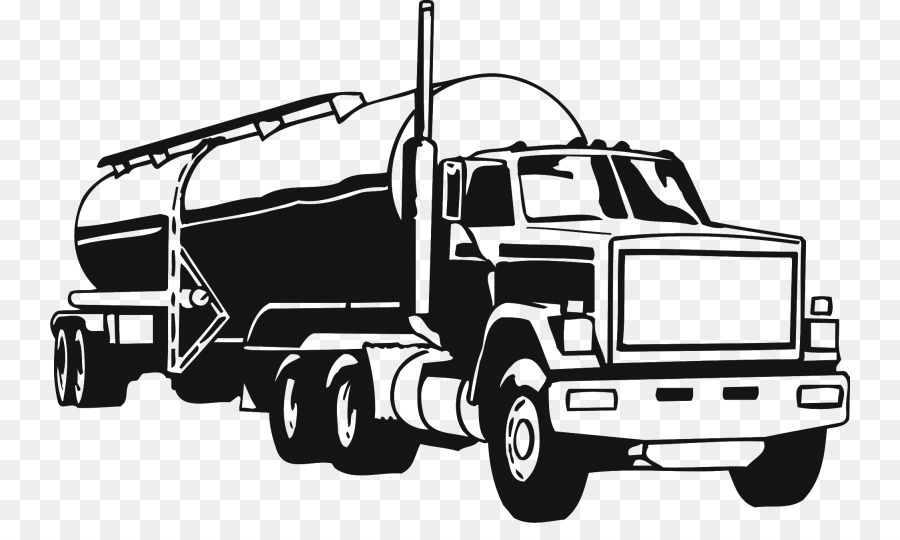 Tank truck clipart svg library stock Car Oil Background clipart - Car, Truck, Transport ... svg library stock