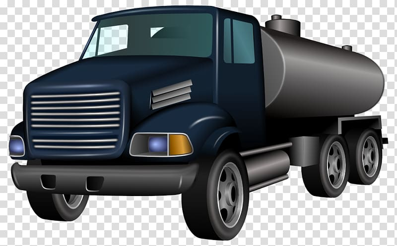 Tank truck clipart vector transparent download Tank truck Semi-trailer truck , Gas Pump Clip transparent ... vector transparent download