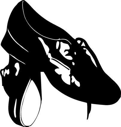 Clogging shoes clipart freeuse download Tap Dance Shoes Clipart Style Guru Fashion Glitz Glamour Tap ... freeuse download