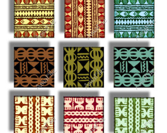 Tapa cloth clipart vector stock Free Hawaiian Tapa Cliparts, Download Free Clip Art, Free ... vector stock