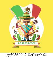 Clipart tapatio banner freeuse Jarabe Tapatio Clip Art - Royalty Free - GoGraph banner freeuse