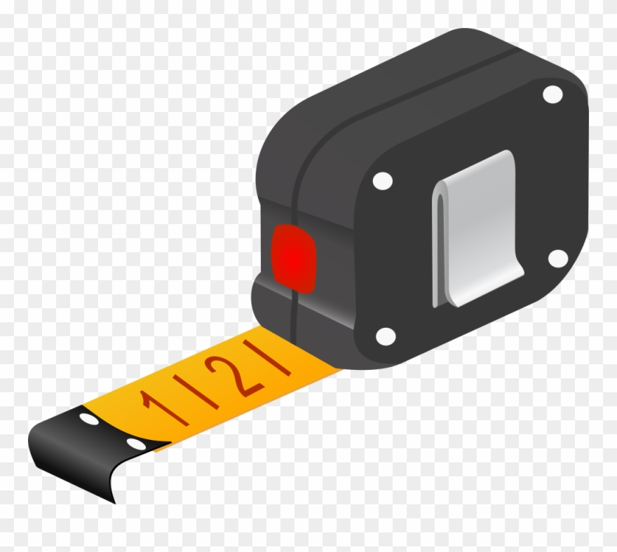 Measuring tape clipart svg transparent Measuring Tape - Clip Art Tape Measure - Png Download ... svg transparent