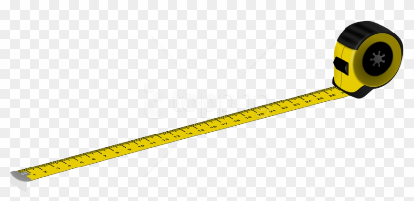 Tape measure transparent background clipart clipart free stock Free Png Download Measure Tape Png Images Background ... clipart free stock