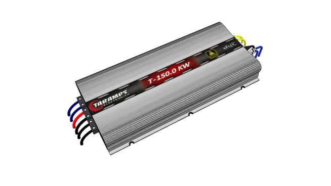 Taramp s clipart clipart transparent AMPLIFICADOR Taramp\'s T150.0KW | 3D Warehouse clipart transparent