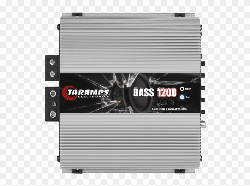 Taramp s clipart picture library Taramps Bass1200 2 Ohm 1 Channel Amp 1200 Watts W/ - Taramps ... picture library