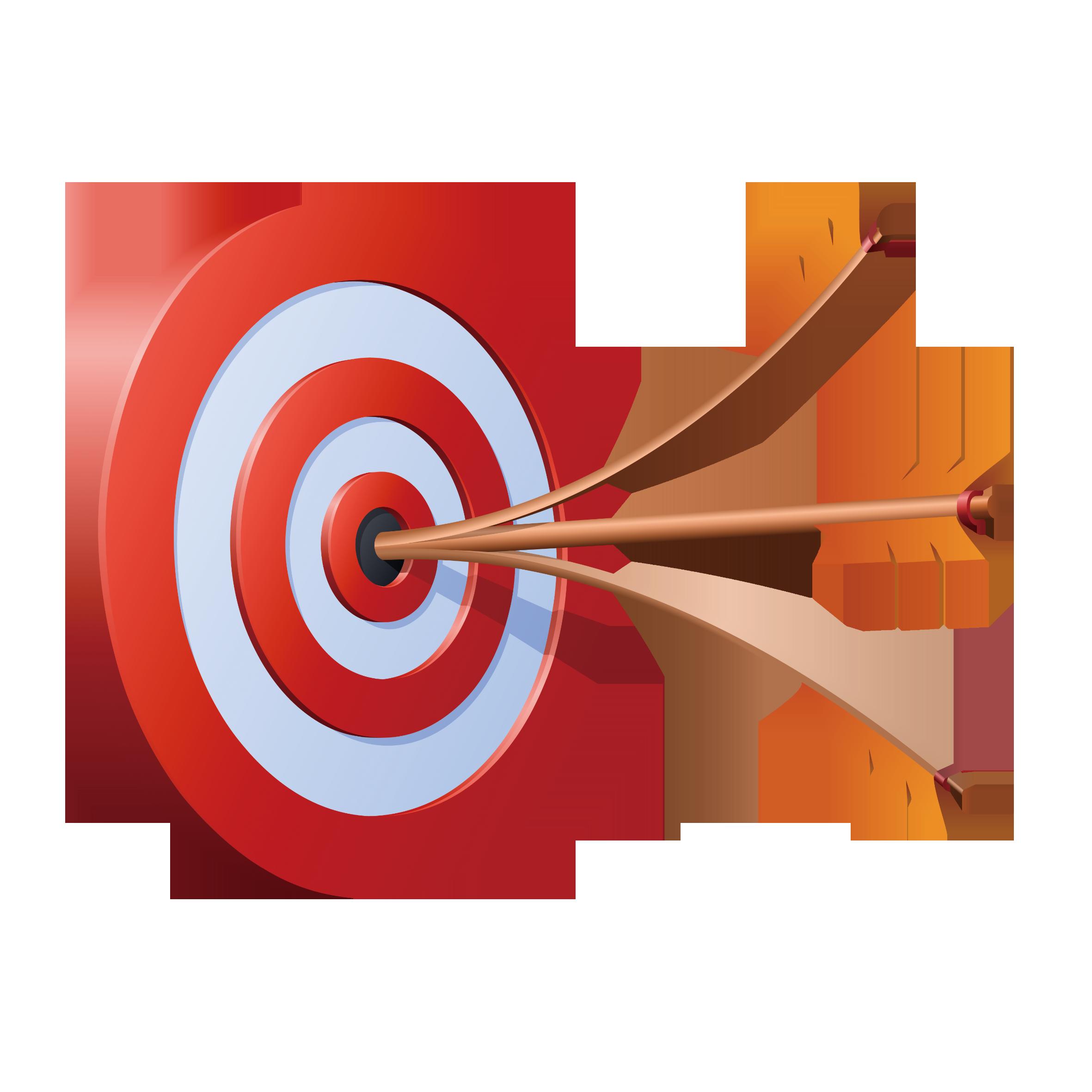 Target with arrow clipart jpg royalty free download Shooting target Bullseye Clip art - Arrow and flak 2362*2362 ... jpg royalty free download