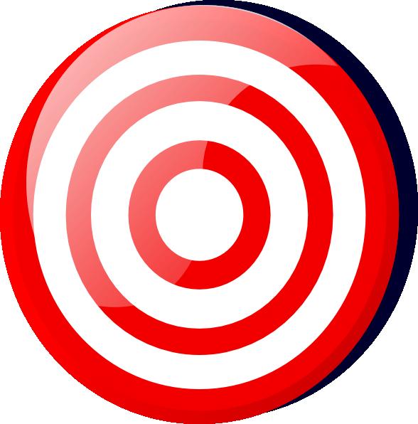 Target clipart banner stock Target Clip Art at Clker.com - vector clip art online, royalty free ... banner stock