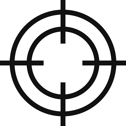 Target cross clipart png library stock Crosshairs Clipart | Free download best Crosshairs Clipart ... png library stock