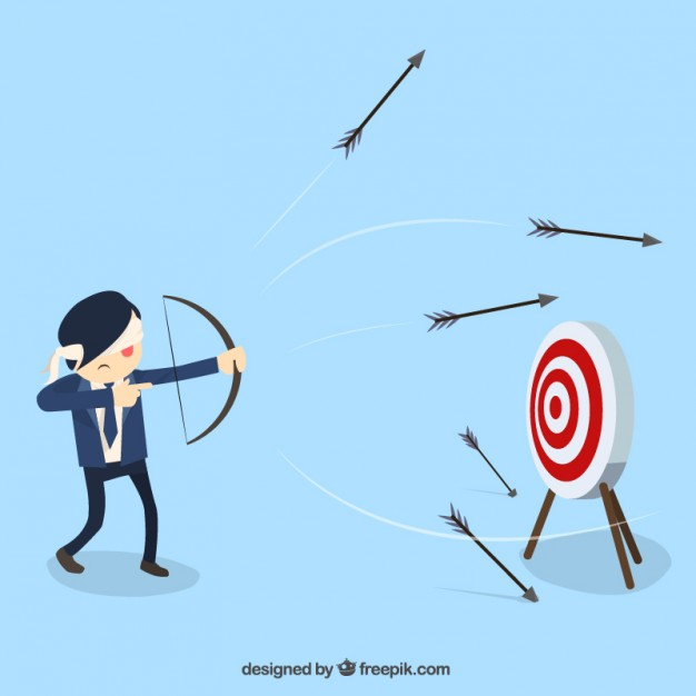Target on body shot arrow clipart banner Target Vectors, Photos and PSD files | Free Download banner