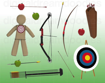 Target on body shot arrow clipart graphic transparent download Arrow target | Etsy graphic transparent download
