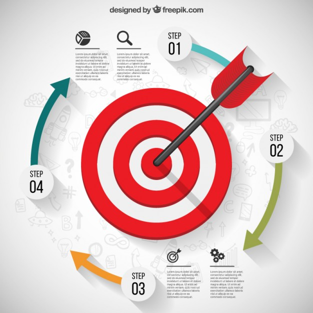 Target on body shot arrow clipart jpg transparent download Target Vectors, Photos and PSD files | Free Download jpg transparent download