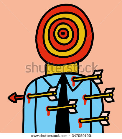 Target on body shot arrow clipart banner transparent stock Blood Shot Stock Vectors, Images & Vector Art | Shutterstock banner transparent stock