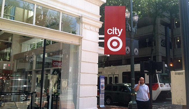 Target portland vector library Ribbon cut, city Target opens | KOIN 6 vector library