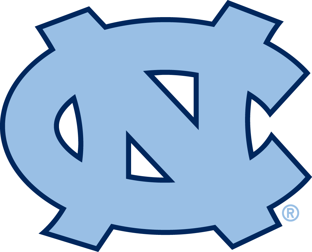 Tarheel clipart clip library download North Carolina Tar Heels Primary Logo Ncaa Division I N R ... clip library download