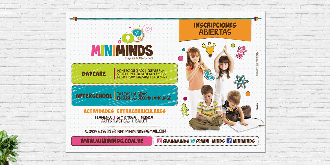 Tarjetas de presentacion babysitting clipart svg free download MoiMoi Miniminds Daycare & AfterSchool svg free download