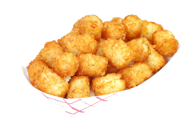 Tator tot clipart jpg transparent library Tater Tots PNG Images Transparent Free Download | PNGMart.com jpg transparent library