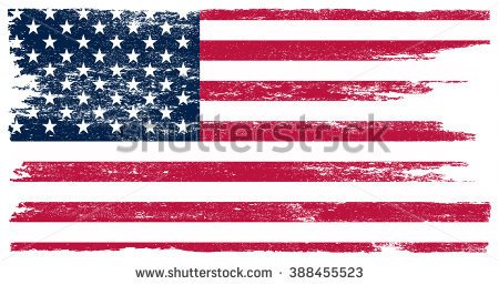 Tattered us flag clipart svg royalty free stock Tattered us flag clipart eps - ClipartFox svg royalty free stock