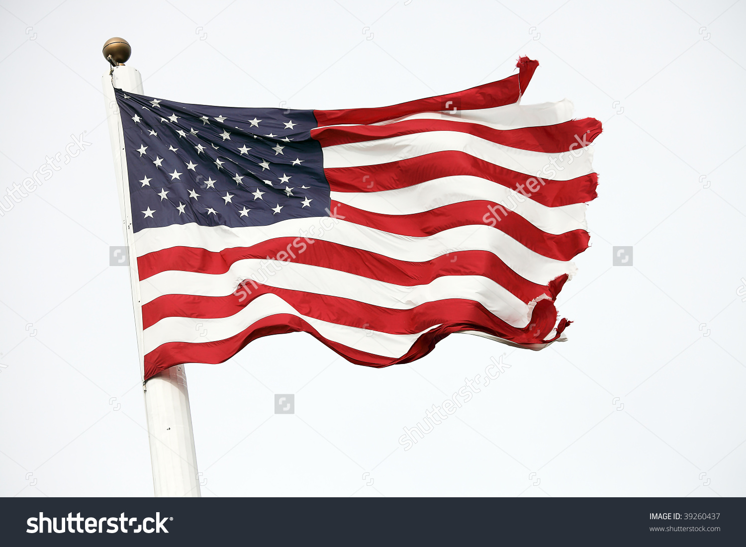 Tattered us flag clipart freeuse library Tattered us flag clipart - ClipartFest freeuse library