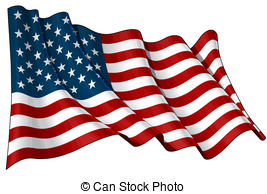 Tattered us flag clipart free stock Tattered us flag clipart eps - ClipartFox free stock