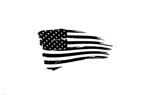Tattered us flag clipart picture free library Tattered american flag clipart - ClipartFest picture free library